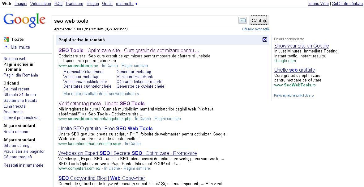 SEO Web Tools